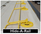 HIDE-A-RAIL FOLDING SRC 360 MOBILE SAFETY RAILING