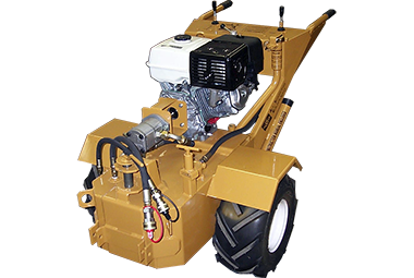 ASE Tractor-Hydraulic-13HP Honda Engine Electric Start
