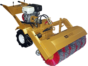"""ASE Tractor-40""""sweep attached/pollysteel"""