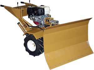 ASE Tractor-Plow Attachment