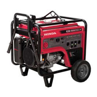 EB6500 Honda Generator