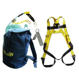 Guardian 00815 Safe Tie Roofing Kit w/Bag