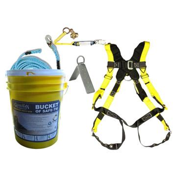 Guardian 00815 Bucket of Safe-Tie Premium Roofing Kit