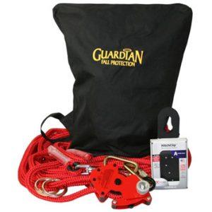 Guardian 30812 Big Boss Horizontal Lifeline Kit