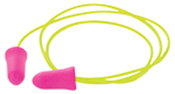 GP-05C DISP PINK CORDED EAR PLUGS