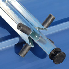 ROOF ZONE 65004 METAL ROOF FOLDING WARNING LINE SYSTEM