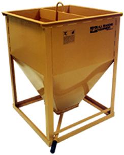 1500 Gravel Bucket