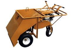 """36"""" WHEELS-UNDER GRAVEL SPREADER *Call For Pricing"""