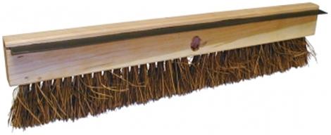 "12"" Applicator Brush w/Threaded Handle Hole"