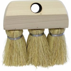 3 Knot Roofing Brush w/Tampico Fill