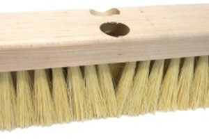"10"" Economy Roofing Brush w/Tampico Fill"