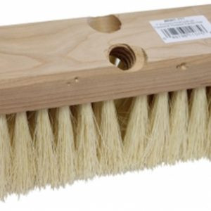 "7"" Economy Roofing Brush w/Tampico Fill"