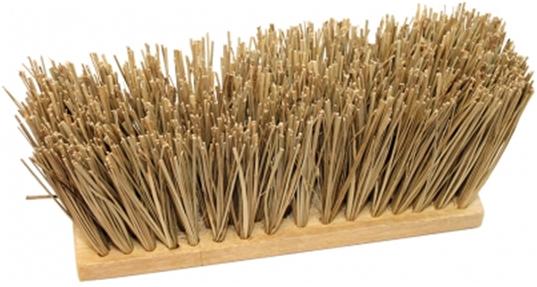 "16"" Street Broom w/Palmyra Fill"