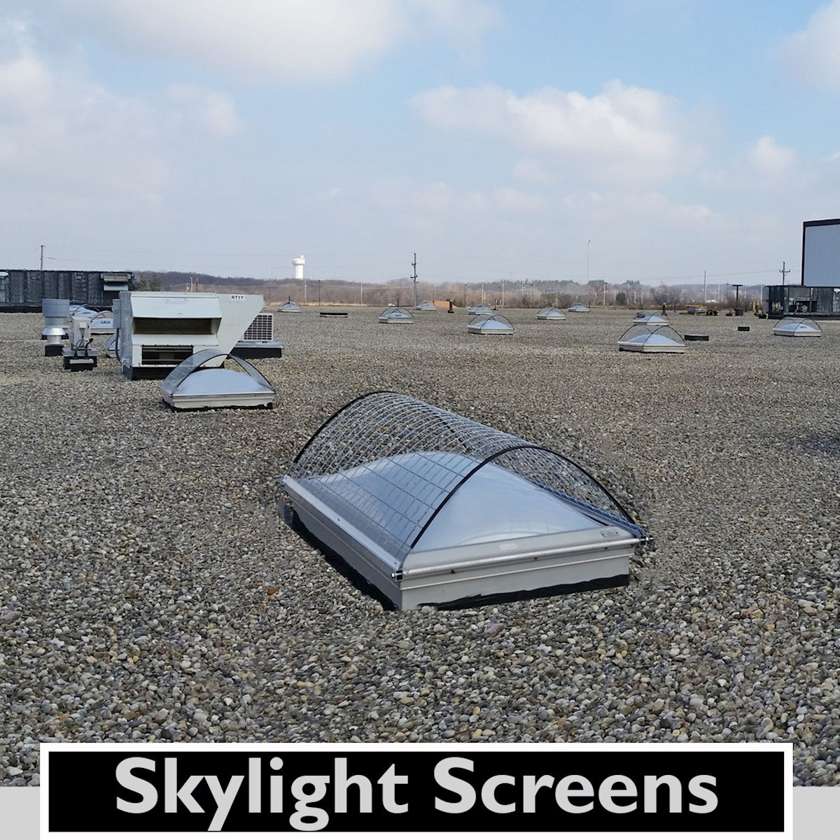 Skylight Screens *Call For Pricing
