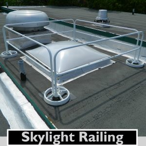 Skylight Railing *Call For Pricing
