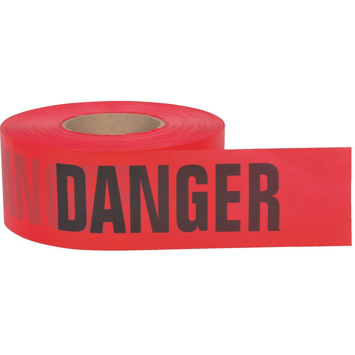 English/Spanish Danger Tape 1.5ML