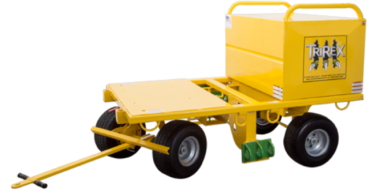 TRIREX™ MOBILE FALL PROTECTION CART