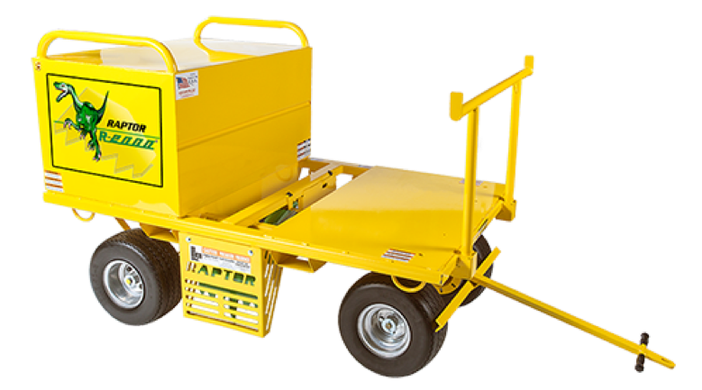 R2000™ MOBILE FALL PROTECTION CART *Call For Pricing