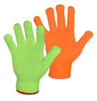 String Knit Acrylic High-Vis Reversible with Color Coded Hem-1KS9622F