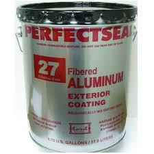 #27 KARNAK PERFECTSEAL FIBERED ALUMINIUM