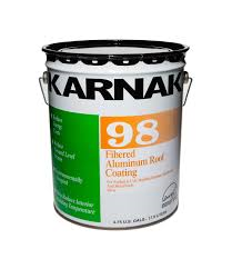 #98 KARNAK FIBERED ALUMINIUM COATING